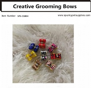 Creative Grooming Bows(SPS-CGB04)